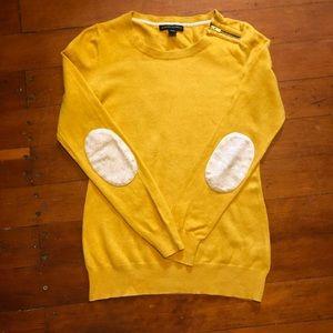 Banana Republic Elbow Patch Sweater